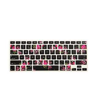 Floral MacBook Keyboard Protector