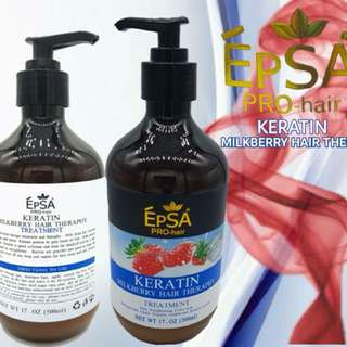 Epsa PRO-Hair Keratin Treatment 500ml