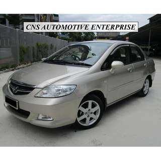 HONDA CITY 1.5 (A) I-DSI FECELIFT MODEL 2008