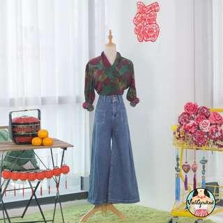 🍿 Vintage Blouse VB1439