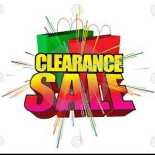 CNY Clearance sale 💥💥💥🎉🎉🎉