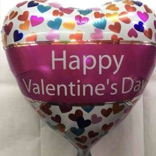 Happy Valentines Balloon