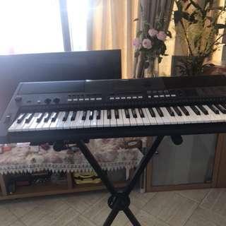YAMAHA E433電子琴連架