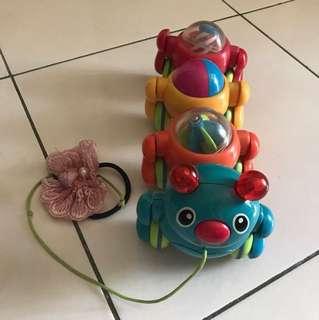Baby Toys worm