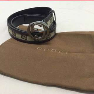 💯Authentic Gucci Belt-Women