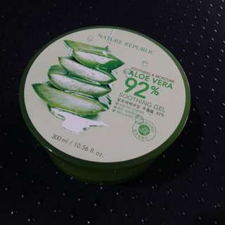 [PREORDER] Nature Republic AloeVera 92% Soothing Gel