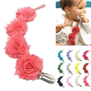 Pacifier / Teether Clip