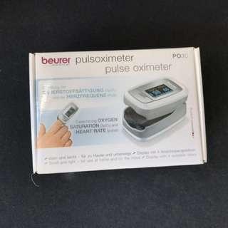 德國品牌 博依 Beurer Medical PO30 血氧測量機