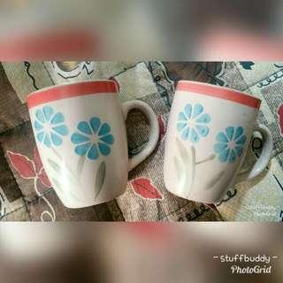 2Pc Preloved Mug