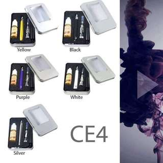CE4 E-Cig w/Free Juice