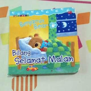 Benjamin bear - children book / storybook