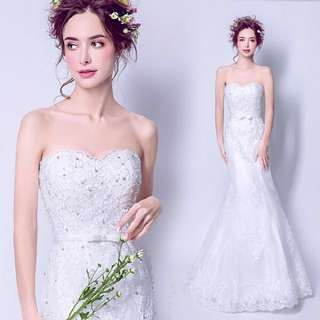 Brand new imported Bridal Gown