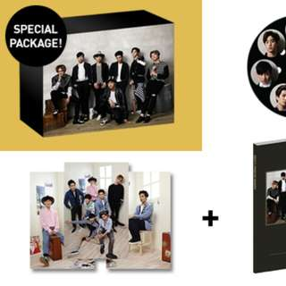(1-2 wks eta) GOT7 SUMMER PACKAGE 2015