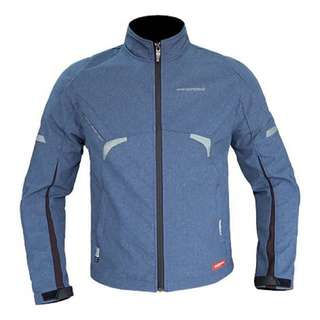 Jacket Respiro Panaride R3 windproof with protector