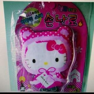 Hello Kitty 暖手包