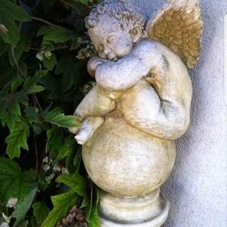 Garden ornament statue