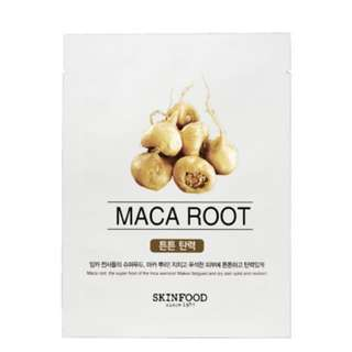 Skinfood Maca Root Mask (Qty: 7)