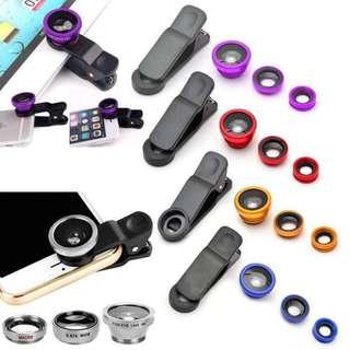 Clip Lense