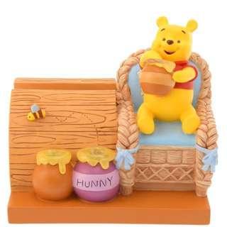 2018 最新 Winnie the Pooh Pooh house 電話座 speaker