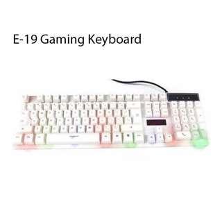 E-19 Keyboard