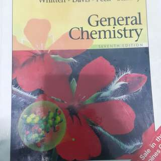 General Chemistry 7tj Edition
