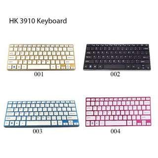 2.4G Wireless Keyboard & Mouse #HK-3910