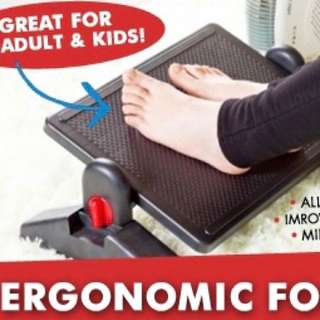 *Buy 2 get 1 free!* Footrest for adults and kids