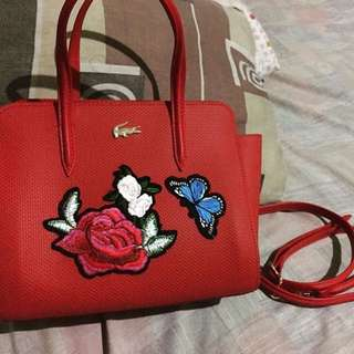 Lacoste Customize Bag ‼️‼️‼️‼️sale