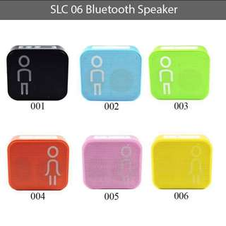 Bluetooth Speaker #SLC006