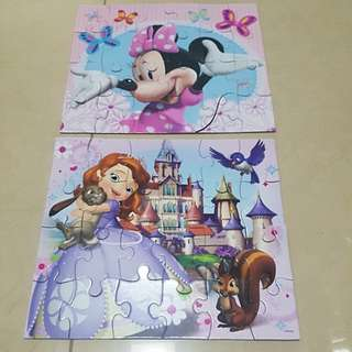24 pieces jigsaw puzzle