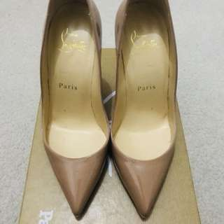 Christian Louboutin - Pigalle Follies 100 Patent
