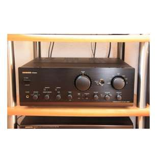 Onkyo A-9911 Integrated Stereo Amplifier (1996-99)
