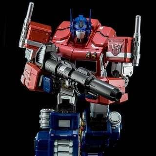 Transformers mas-01 Optimus Prime Mega 18 inch tall