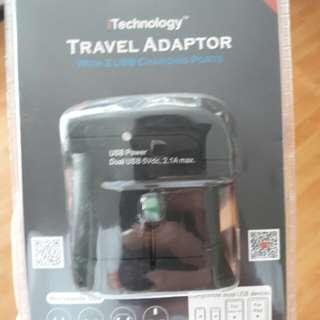Universal travel adoptor