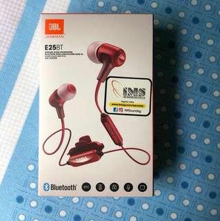 JBL Wireless In-Ear Headphones E25BT