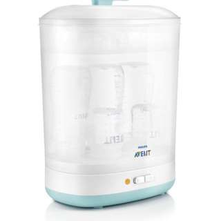 Phillips avent 2 in 1 electric steam sterilizer
