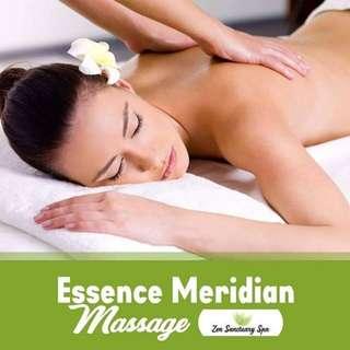 Essence Meridian Massage