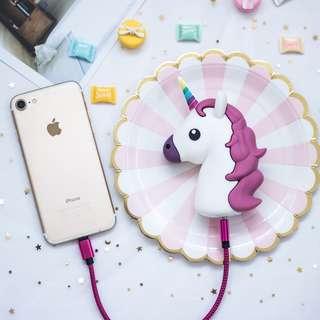 Unicorn Portsable Charger