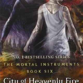 Mortal instruments book 6