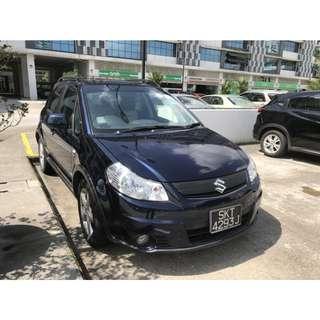 Suzuki SX4 Hatchback 1.6 Auto