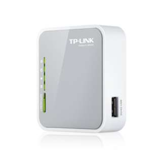 TP- Link Portable 3G/4G Wireless N Router TL-MR3020