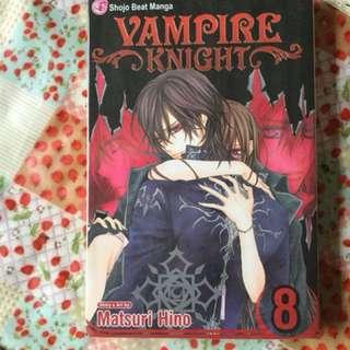 Vampire Knight #8