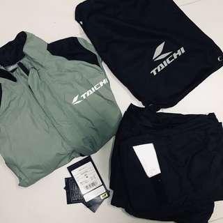 TAICHI Drymaster Rain Suit (Size: WL)