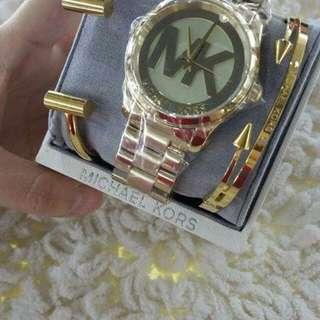 Michael Kors Bangle Watch