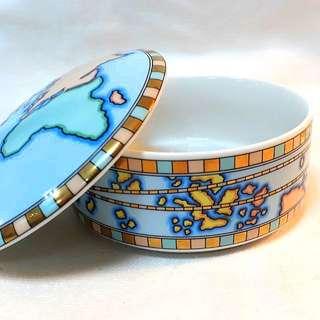 Tiffany & Co Authentic Porcelain Trinket Box