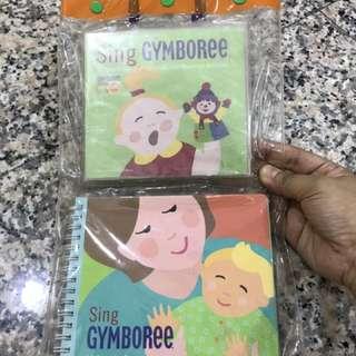 Gymboree songs fingerplay n movement activity
