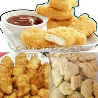 Chicken Nuggets 1 kg.