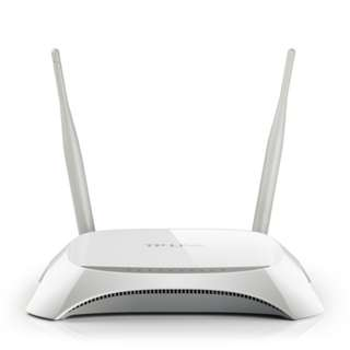 TP- Link - 3G/4G Wireless N Router TL-MR3420