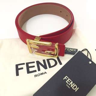 Fendi women's belt