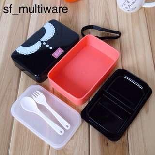 Lunch box motif baju